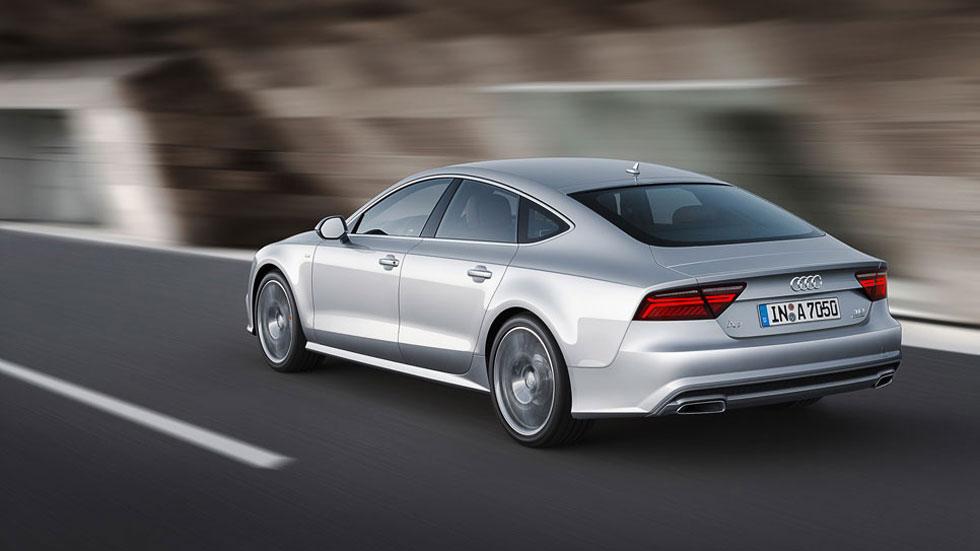 Los primeros Audi que conducen solos ya ruedan