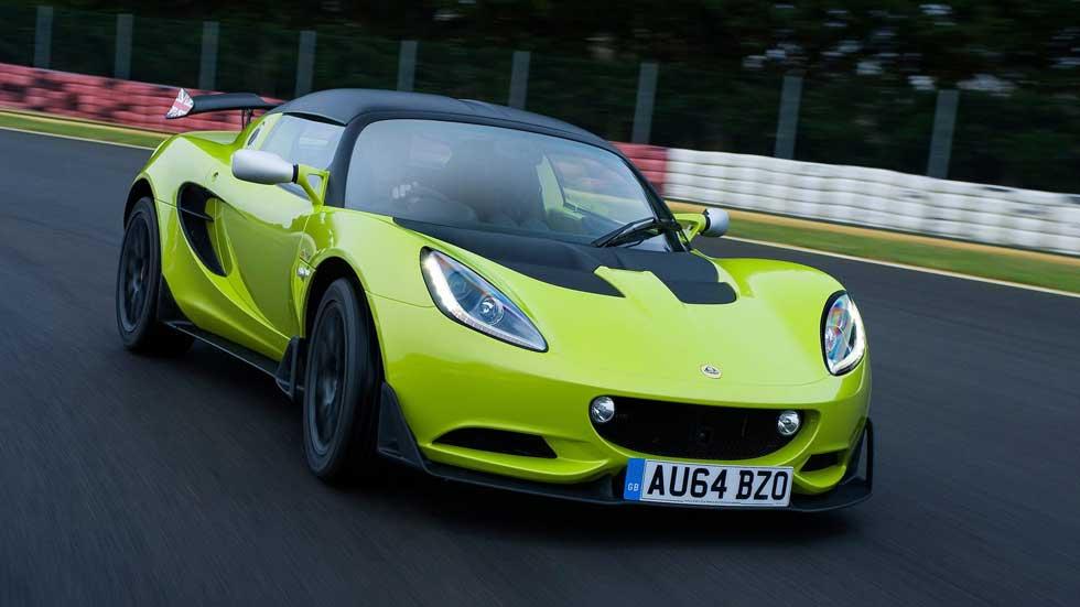 Lotus Elise S Cup 2015, llega la versión de calle