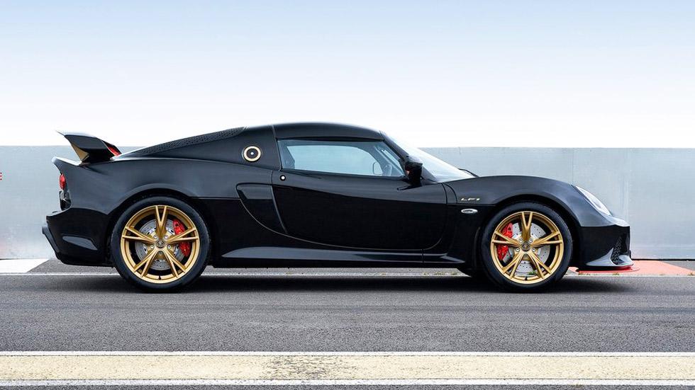 Lotus Exige S LF1: sólo para 81 afortunados
