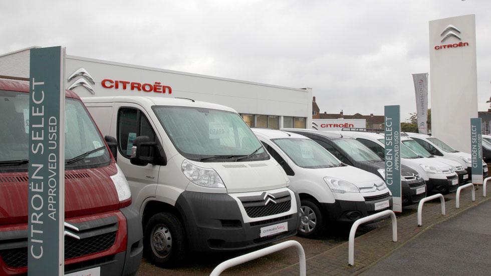 Luz verde al ERE temporal en Citroën