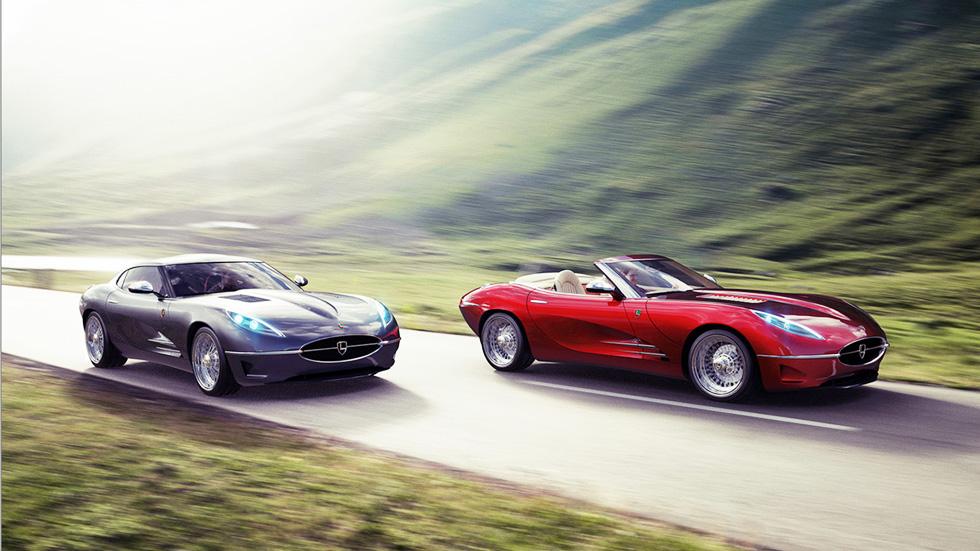 Lyonheart K, ¿el Jaguar E-Type del siglo XXI?
