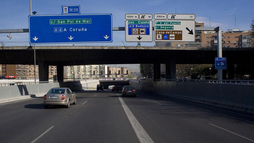 Madrid declara la guerra a los conductores