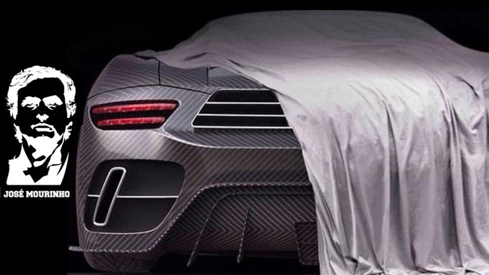 Mansory Mourinho Supercar, 'The Special Car'