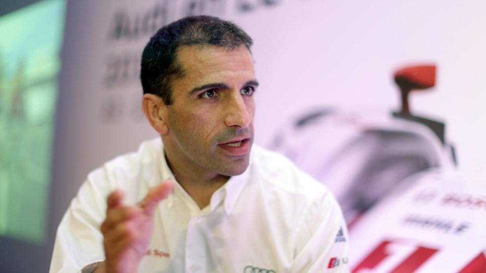 Marc Gené correrá las 24 Horas de Le Mans en LMP2
