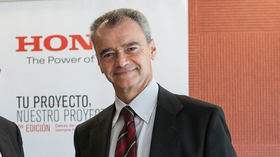 Marc Serruya, nuevo presidente de Honda para España y Portugal