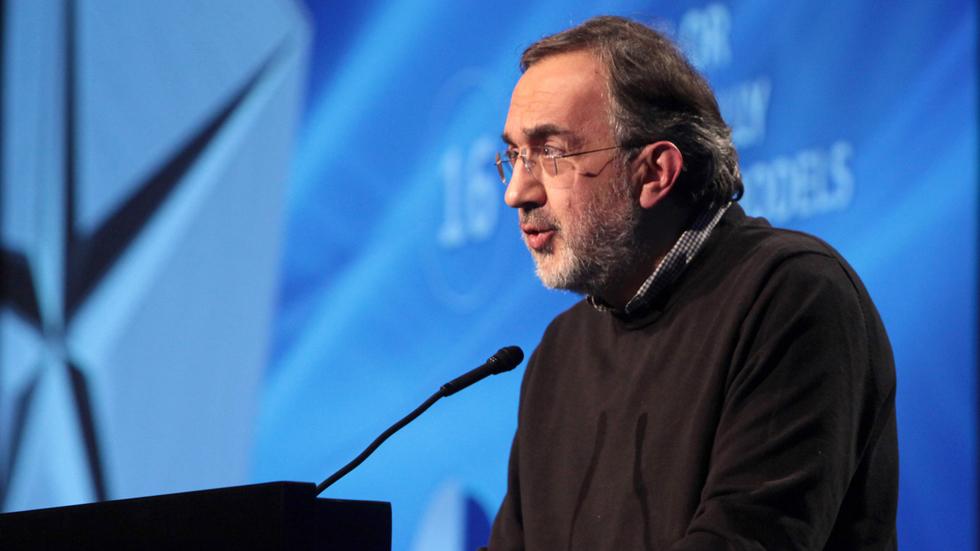 Marchionne dejará sus responsabilidades en Fiat en 2018