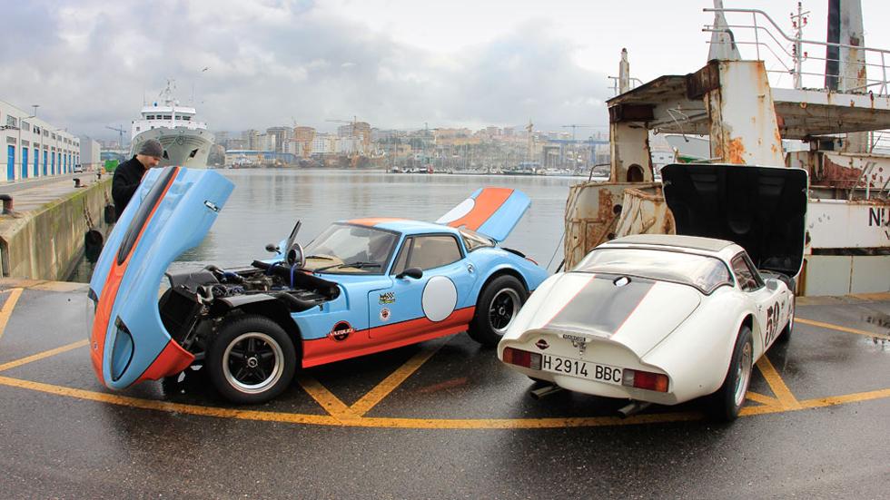 Marcos GT3000 V6, deportivo a la carta | Coches Clásicos | Autopista.es