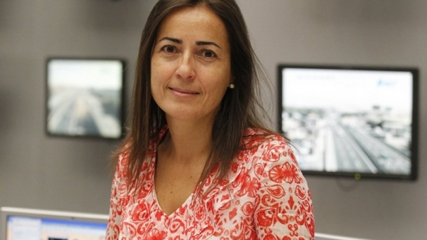 María Seguí: 'a los que destrozan radares, les invito a un funeral'