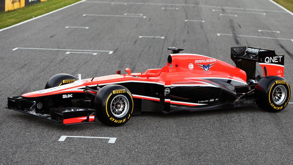 Marussia F1 Team: condenados a ser el 'farolillo' tras la marcha de HRT
