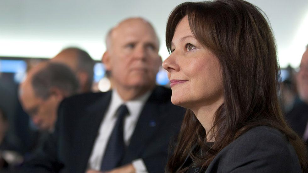 Mary Barra, una mujer al frente de General Motors
