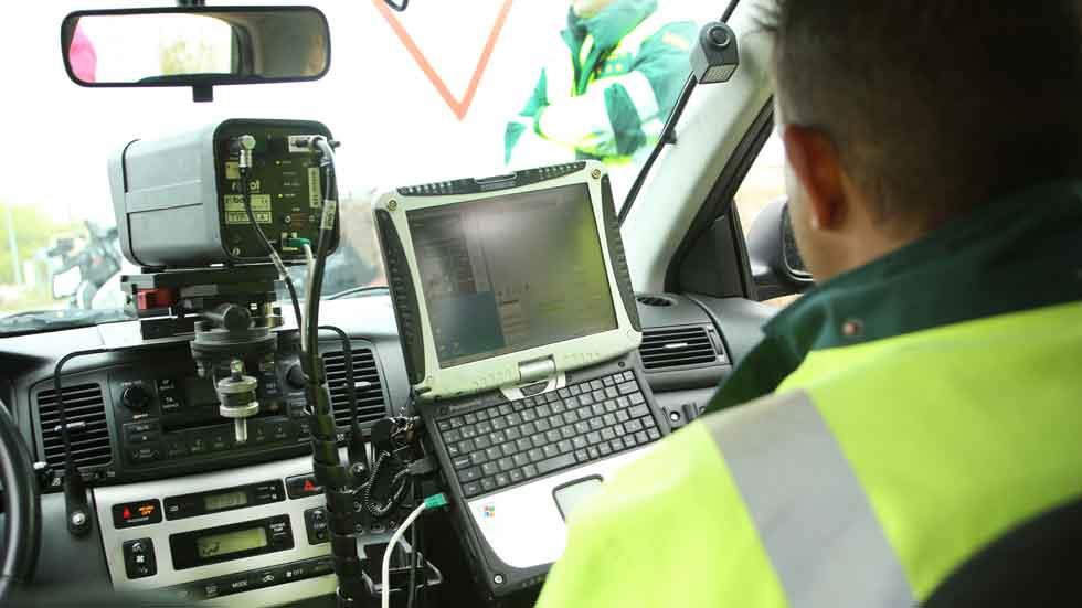 Más radares para las carreteras secundarias