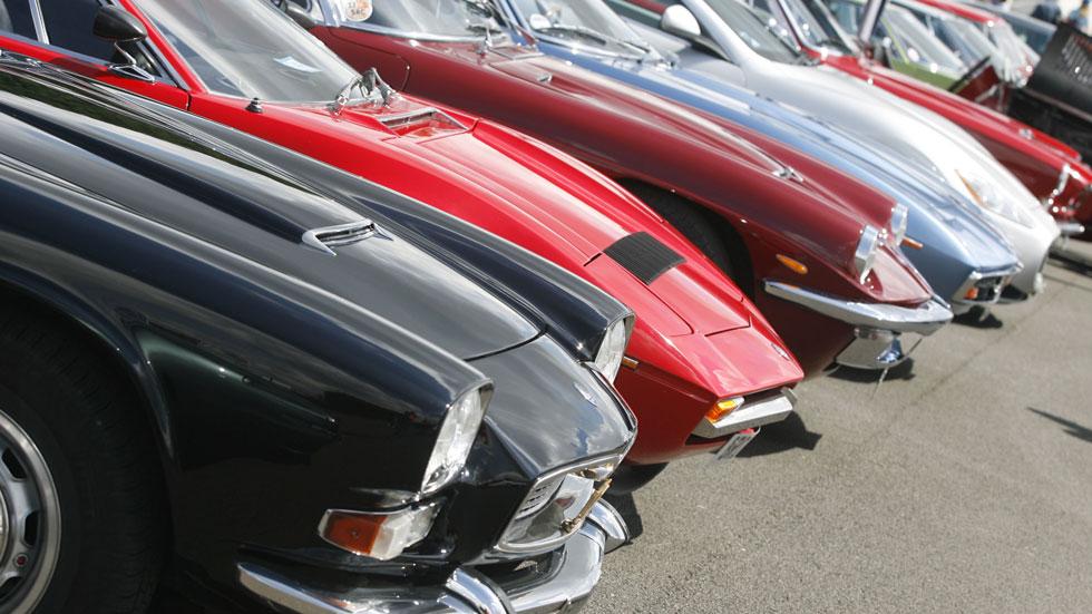 Los 10 acontecimientos de los 100 años de Maserati