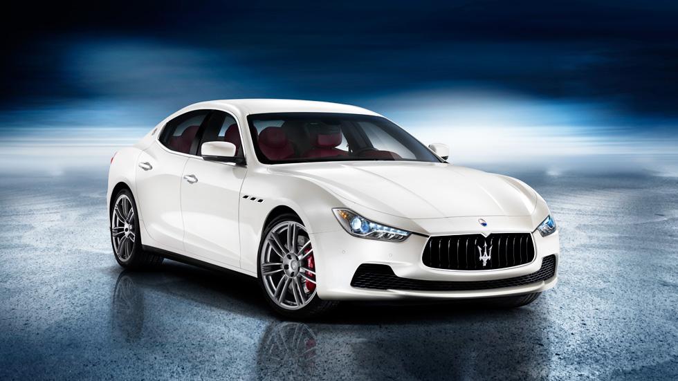 Maserati Ghibli, el primer Maserati Diesel de la historia