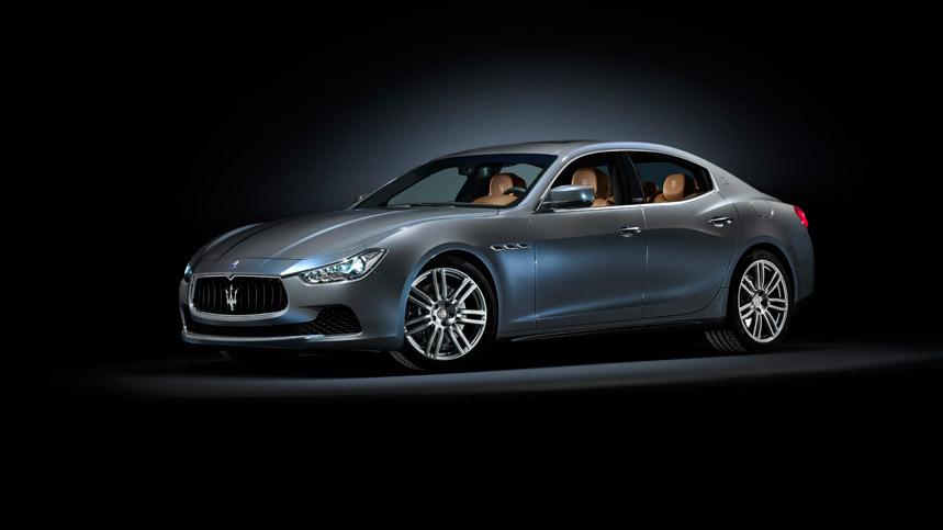 Maserati Ghibli Ermenegildo Zegna edition, alta costura