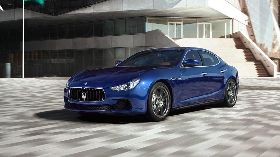 Contacto: Maserati Ghibli, un tridente ahorrador