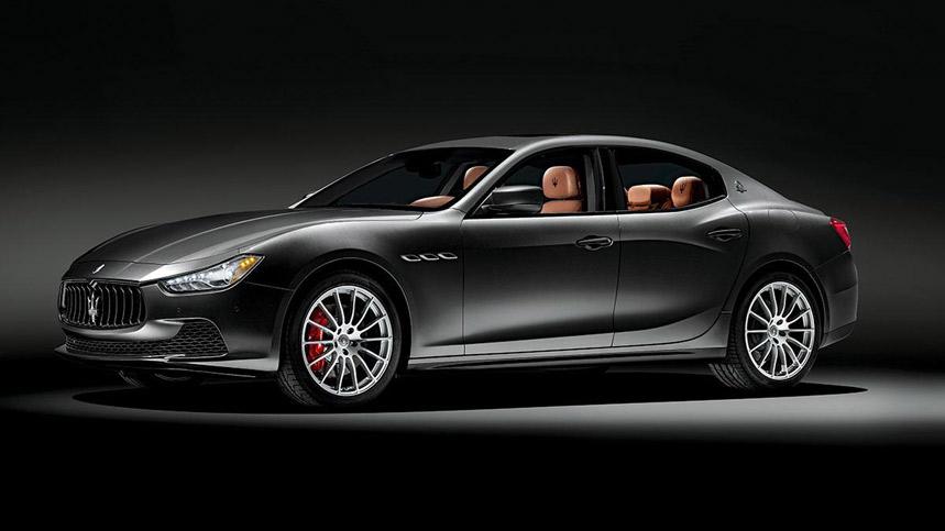 Maserati Ghibli S Q4 Neiman Marcus, máxima exclusividad