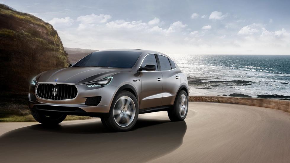 Maserati Levante: más datos sobre el SUV del tridente