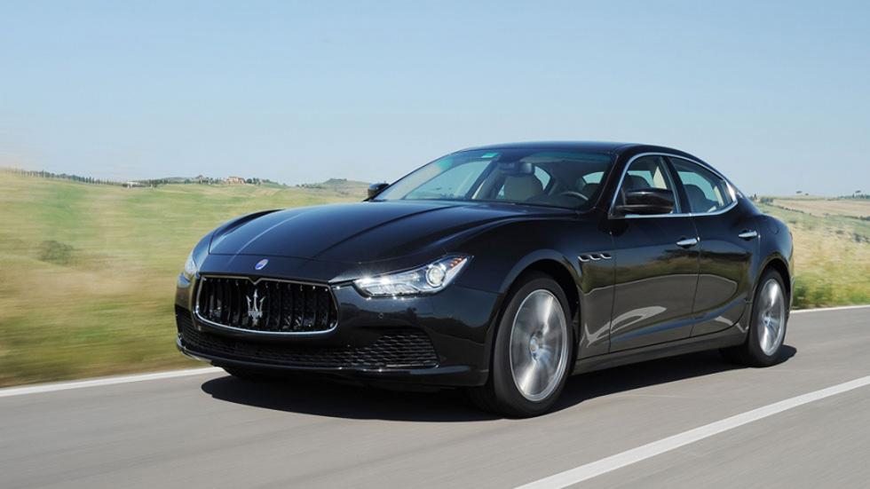 Maserati multiplica por seis sus ventas en España