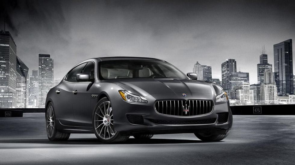Maserati Quattroporte y Ghibli 2015, novedades estéticas para Los Ángeles