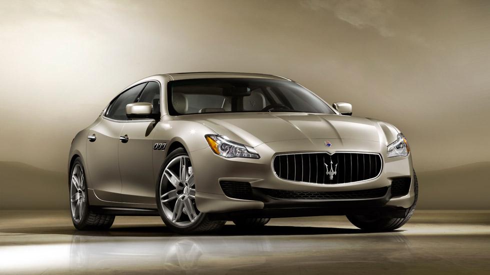 Maserati Quattroporte por Ermenegildo Zegna, oda al estilo italiano