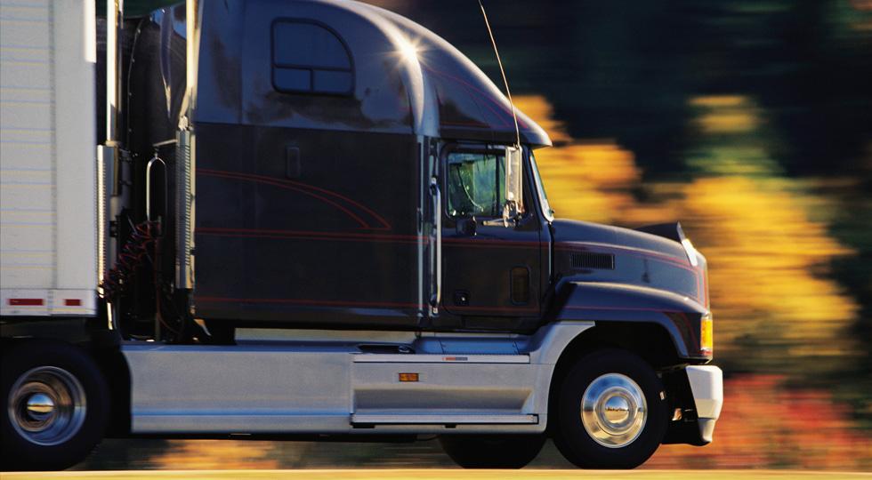 Las matriculaciones de vehículos industriales suben un 102 por ciento