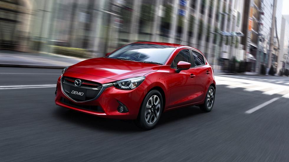 Nuevo Mazda 2, el cuarto de la familia SkyActiv