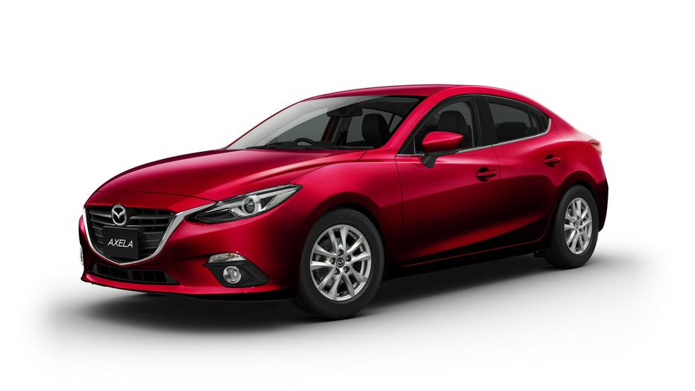 Mazda 3 Skyactiv-Hybrid: y el compacto se hizo híbrido