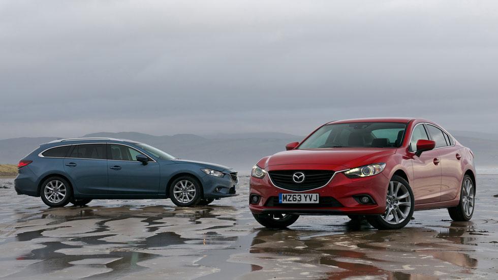Mazda 6, coche del año en Japón
