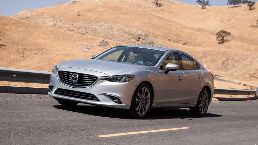 Mazda 6, aún más elegancia para la berlina japonesa