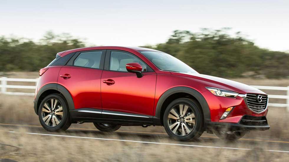 Mazda CX-3, la nueva apuesta SUV japonesa ya tiene precios
