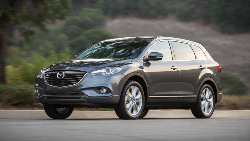 Nuevo Mazda CX-9, sólo 100 unidades para España