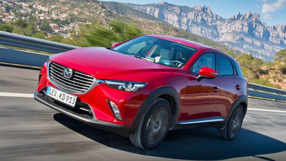 Mazda CX-3, un coche con esperanzas fundadas