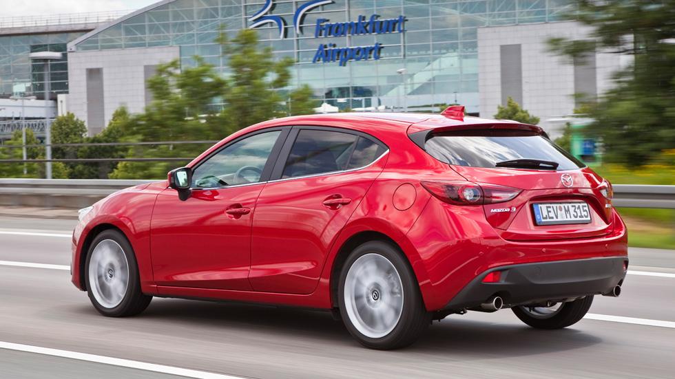 Mazda lanzará un híbrido este año