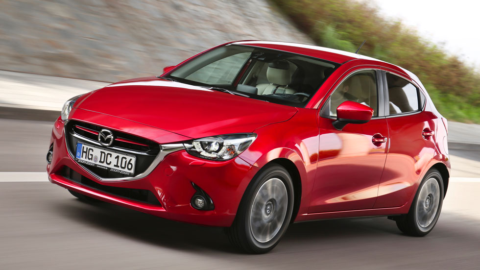 Primera prueba: Mazda 2, irresistible