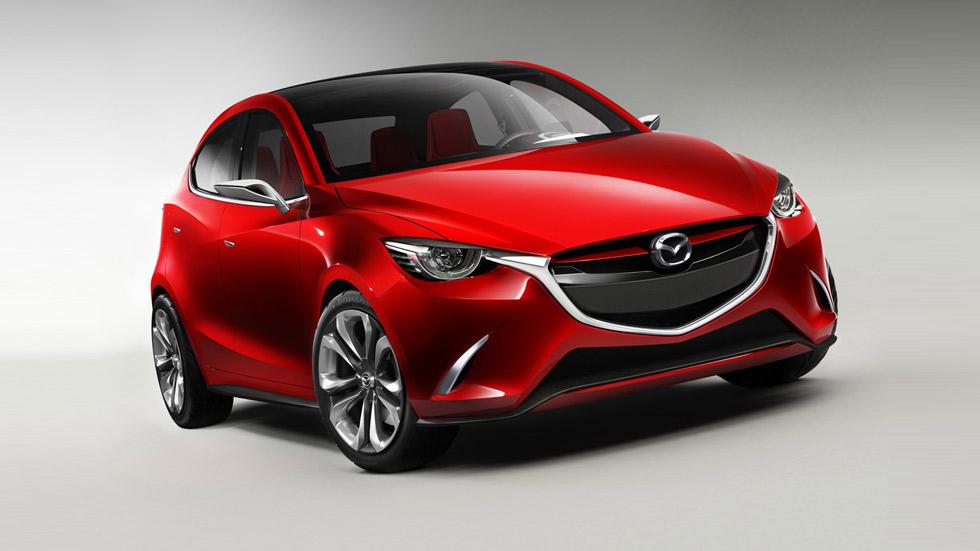El futuro Mazda 2, con nuevo motor Diesel 1.5 SkyActiv-D