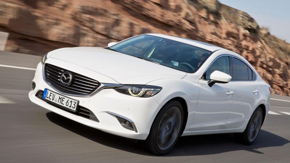 Primera prueba: Mazda6 2015, más refinado