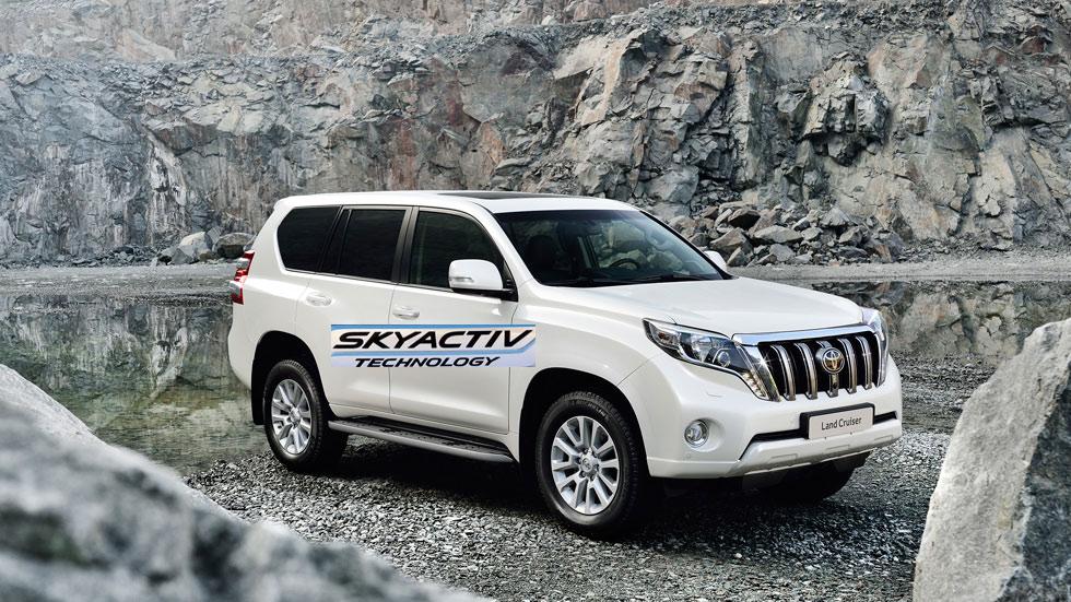 La noticia del año: Toyota y Mazda unen fuerzas