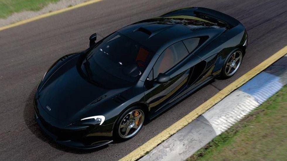 McLaren 650S Limited Edition, una joya sólo para 50 afortunados