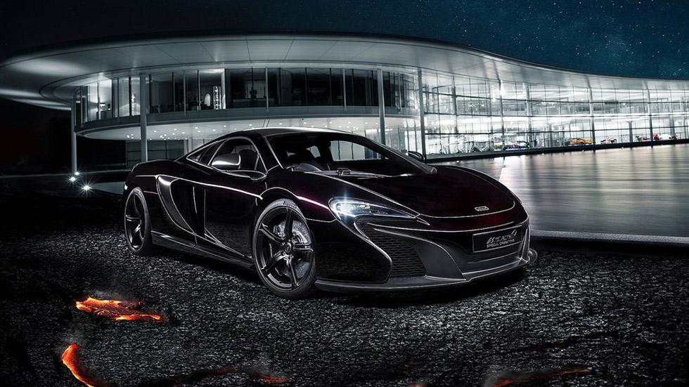 McLaren 650S MSO Concept, mejorando la perfección