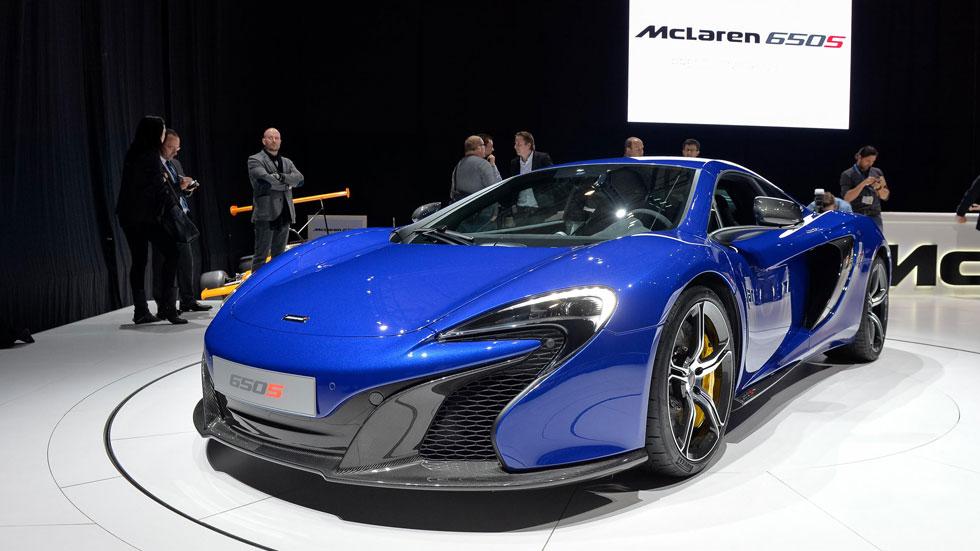 McLaren 650S, las cifras de la nueva bestia de Woking
