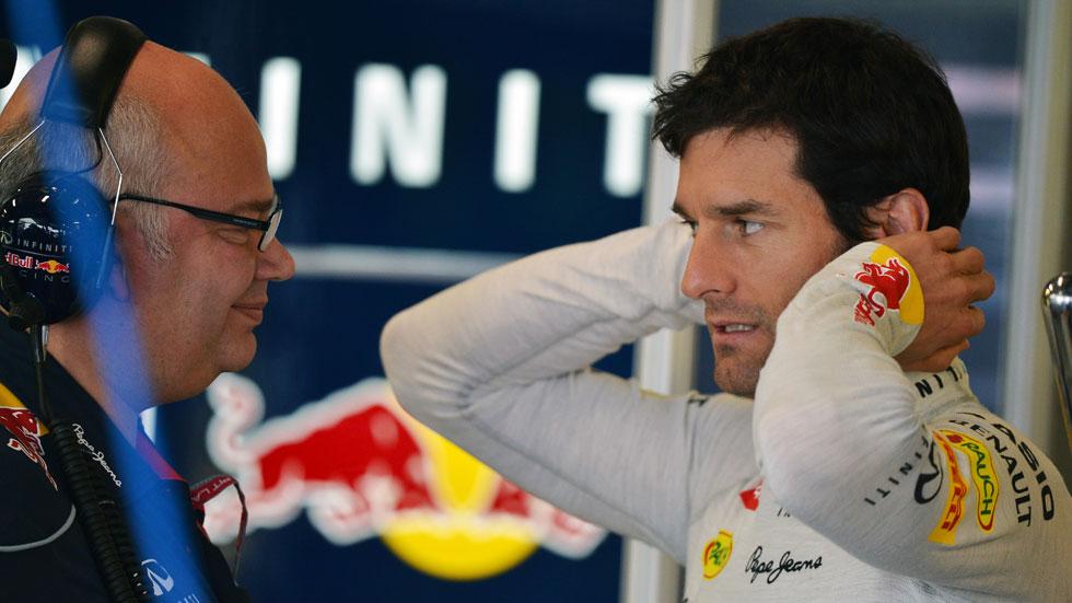 McLaren reconoce que la ECU de Webber falló