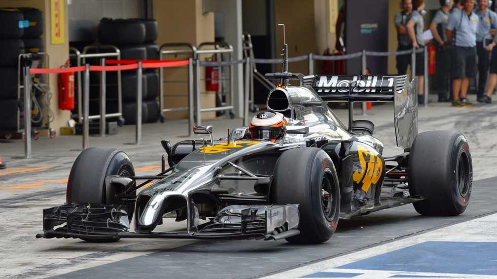 Así es el Fórmula 1 de Alonso para 2015