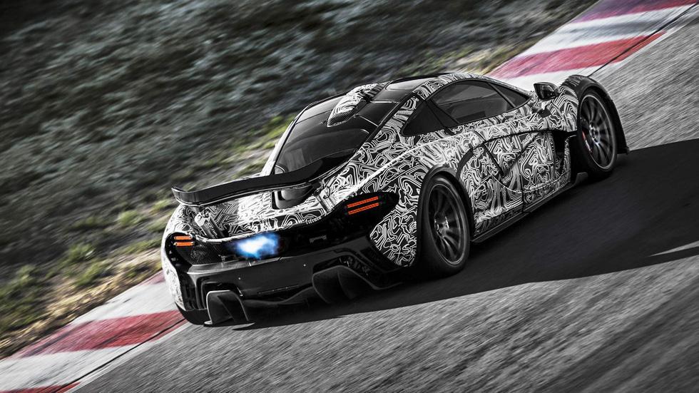 El McLaren P1 será un superdeportivo híbrido de 916 CV