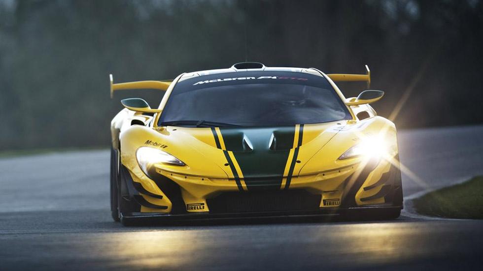 McLaren P1 GTR, todos los datos de la bestia híbrida de 1.000 CV