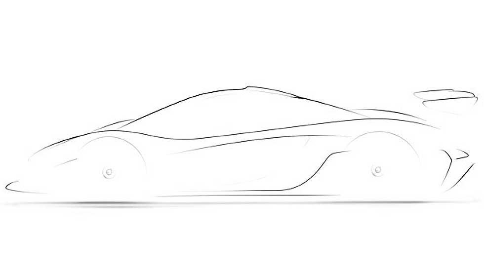 McLaren P1 GTR, versión radical en homenaje al héroe de Le Mans
