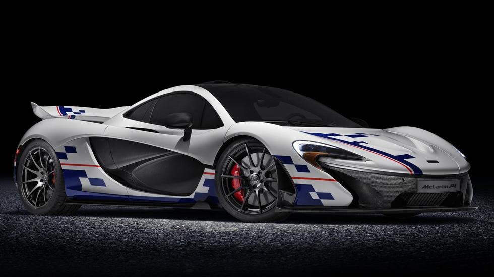 McLaren P1 Prost, homenaje al tetracampeón de F1