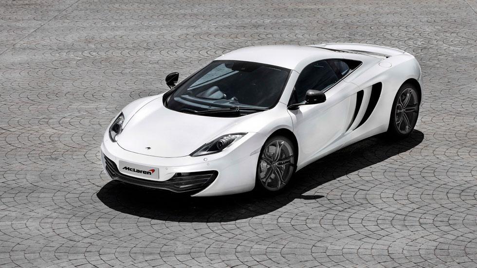 El McLaren sin limpiaparabrisas del ¿futuro?