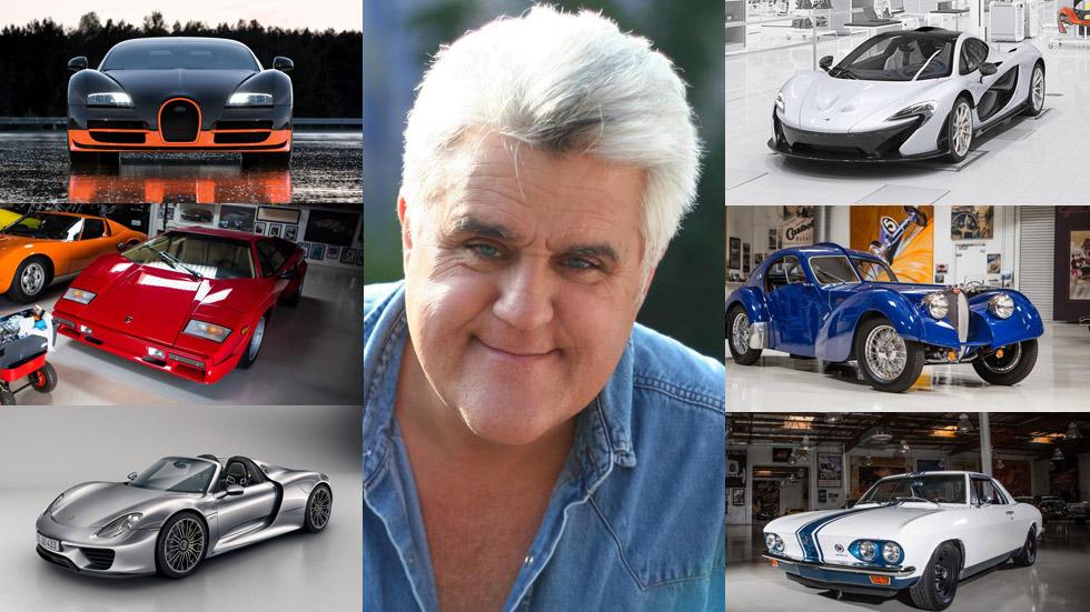 Los mejores coches de Jay Leno