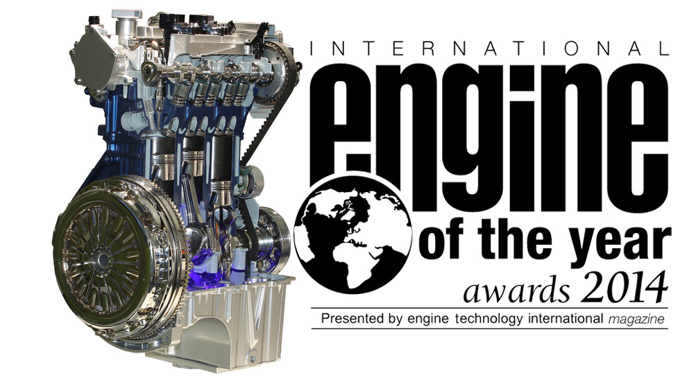 Los mejores motores de 2014: Ford repite por tercer año consecutivo