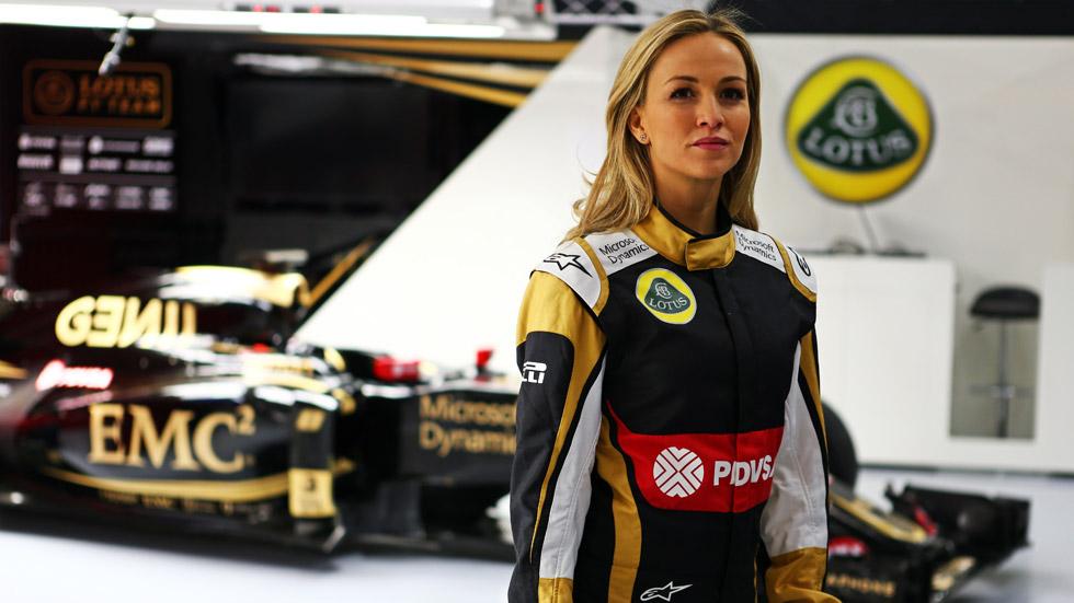 Las mejores mujeres piloto de la historia en circuitos